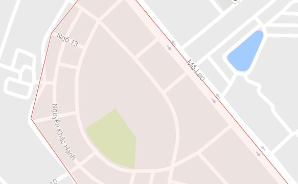 thông tắc vệ sinh tại khu đô thị mỗ lao hà đông